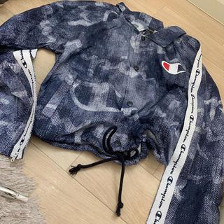チャンピオン(Champion)の新品 美品 未使用 チャンピオン ジャンパー(ナイロンジャケット)