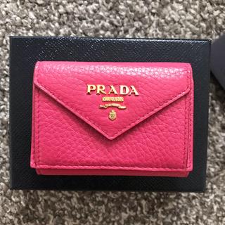 PRADA - 新品 PRADA ミニ財布