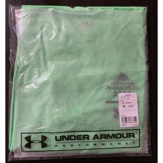 アンダーアーマー(UNDER ARMOUR)の【未使用品】横浜マラソン2019 参加記念Tシャツ(ウェア)
