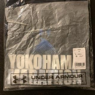 アンダーアーマー(UNDER ARMOUR)の【未使用品】横浜マラソン2018の参加記念Tシャツ(ランニング/ジョギング)