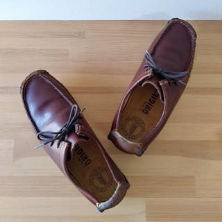 クラークス(Clarks)のclarks / natalie / chestnut lea / 22cm(ブーツ)