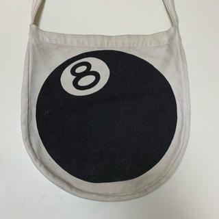 ステューシー(STUSSY)のビンテージ レア 8ボール ショルダーバッグ (ショルダーバッグ)