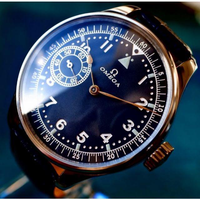 ◆オメガ◆ OH済/WWⅡ/ミリタリー/1936/アンティーク/腕時計/手巻の通販