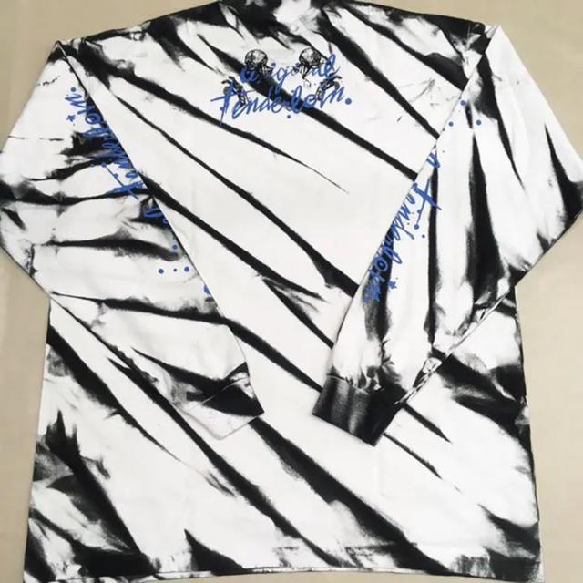 TENDERLOIN(テンダーロイン)のテンダーロイン   ダリ スカル ロンT ACID XL メンズのトップス(Tシャツ/カットソー(七分/長袖))の商品写真