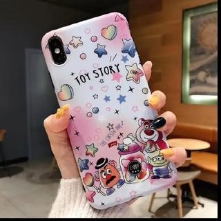 トイストーリー メルヘン iPhoneケース
