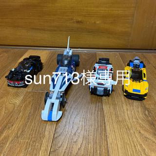 レゴ(Lego)のLEGO 車(電車のおもちゃ/車)