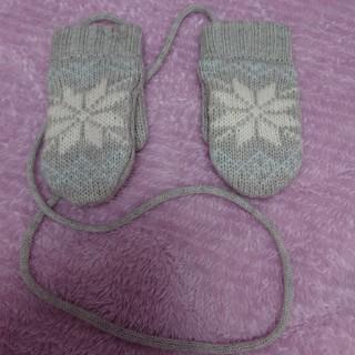 コムサイズム(COMME CA ISM)の未使用 COMME ÇA ISM ベビー手袋(手袋)