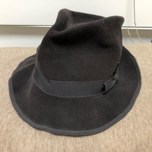 JOURNAL STANDARD(ジャーナルスタンダード)のミュールバウワー ジャーナルスタンダードラックス購入 レディースの帽子(ハット)の商品写真
