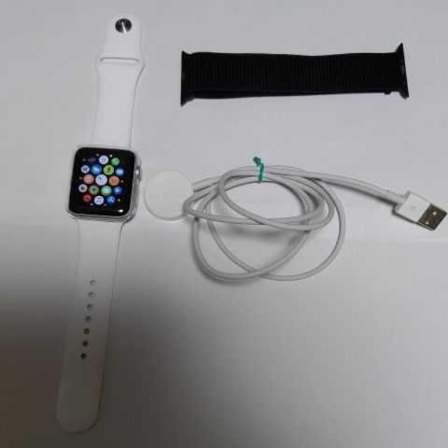 Apple Watch - 格安 中古 Apple Watch Series 2 42mmの通販