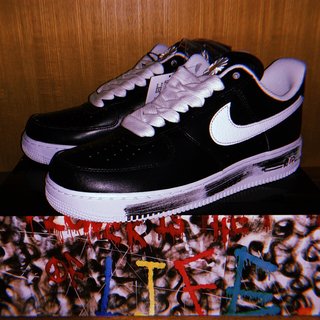 ナイキ(NIKE)のAIR FORCE 1 '07 PARA-NOISE PEACEMINUSONE(スニーカー)