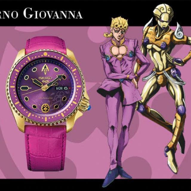 SEIKO - ジョジョ SEIKO 腕時計の通販