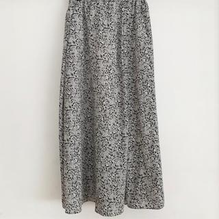 ロペピクニック(Rope' Picnic)の花柄スカート ロングスカート(ロングスカート)