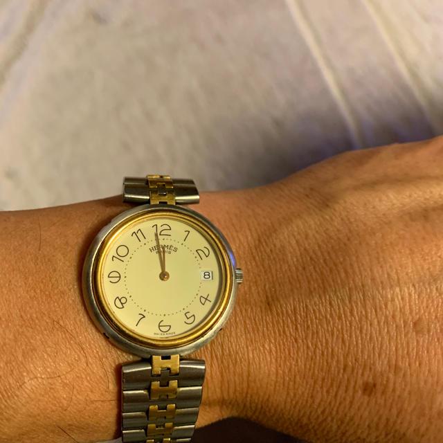 Hermes - エルメス 腕時計 メンズの通販