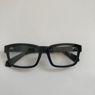 ユニクロ(UNIQLO)の伊達眼鏡 伊達メガネ コスプレ めがね 黒縁めがね(サングラス/メガネ)