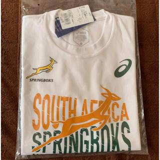 アシックス(asics)のラグビーワールドカップ  スプリングボクス 優勝記念 Tシャツ(ラグビー)