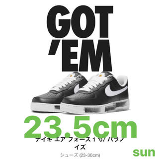 ナイキ(NIKE)のNike Air Force 1 Para-Noise 23.5cm希少(スニーカー)