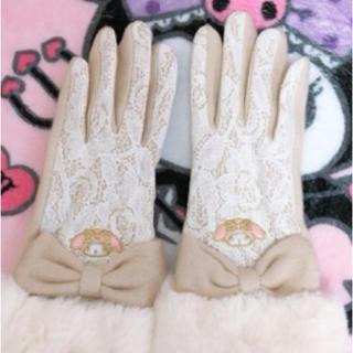 サンリオ(サンリオ)のマイメロ手袋♡(手袋)
