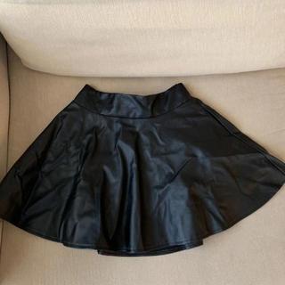 グレイル(GRL)のレザースカート キュロット(キュロット)