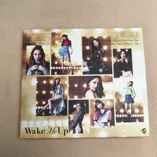 ウェストトゥワイス(Waste(twice))のtwice 、Wake Me UpのCD、DVD(K-POP/アジア)