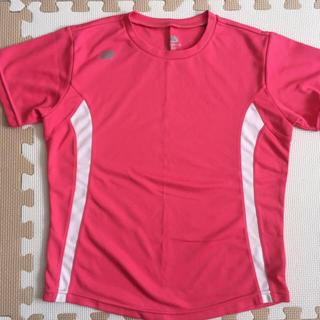 ニューバランス(New Balance)のニューバランス 半袖Tシャツ M(ウェア)