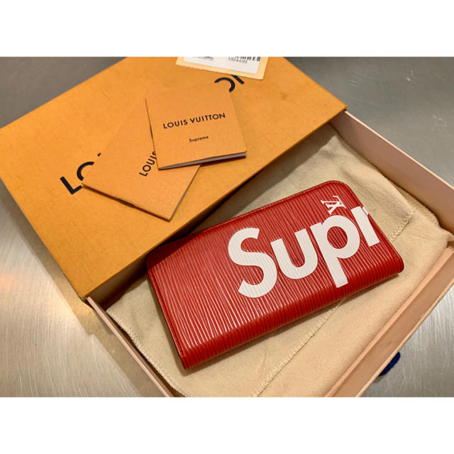 LOUIS VUITTON - 限定値下げ!Supreme x Louis Vuitton iPhone 8,7の通販