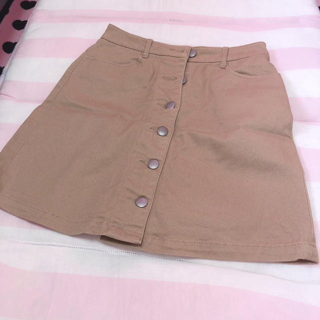 LOWRYS FARM(ローリーズファーム)のローリーズファーム 台形スカート レディースのスカート(ミニスカート)の商品写真