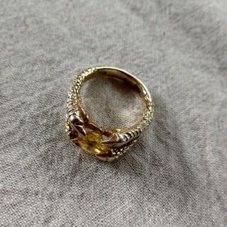 ヨシコクリエーションパリズ(YOSHiKO☆CREATiON PARiS)のyoshiko creation 鷹の爪リング(リング(指輪))