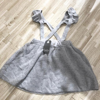キャラメルベビー&チャイルド(Caramel baby&child )の【新品タグ付き】tocoto vintage スカート ワンピース(ワンピース)