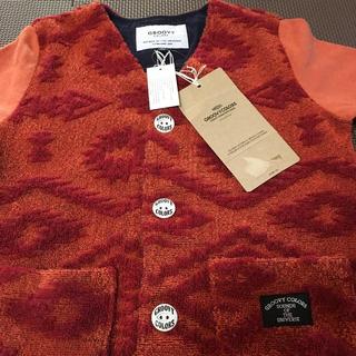 グルービーカラーズ(Groovy Colors)のグルービーカラーズ fith セーター(ジャケット/上着)