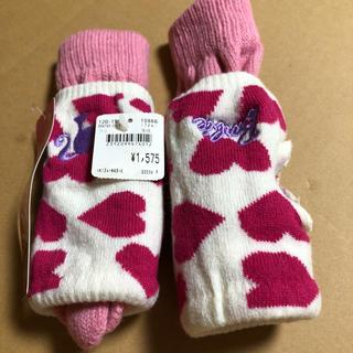バービー(Barbie)の子供手袋 定価1575(手袋)