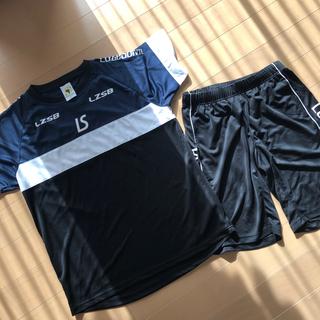 ルース(LUZ)のLUZ  men's半袖Tシャツ上下セット(Tシャツ(半袖/袖なし))
