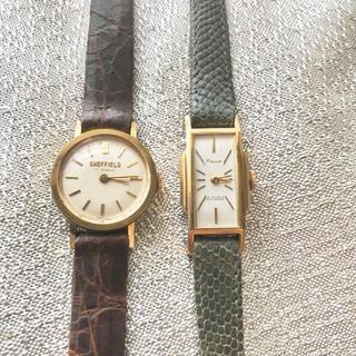 オリエント(ORIENT)のアンティークウォッチ 1960年代 デッドストック オリエント 他 2本(腕時計)