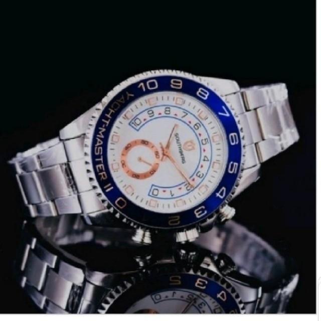 ★正規SOUTHBERG ★新作ロレックスヨットマスターTYPE 海外高級腕時計の通販