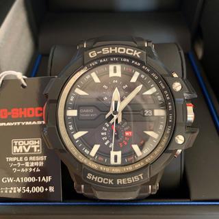 カシオ(CASIO)のCASIO  GW-A1000-1AJF(腕時計(アナログ))