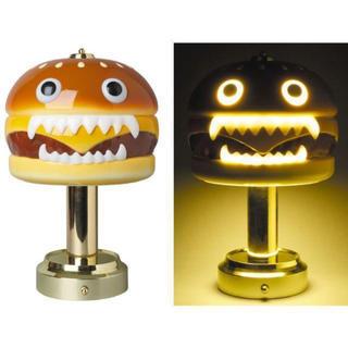 アンダーカバー(UNDERCOVER)の即発送 UNDERCOVER HAMBURGER LAMP ハンバーガーランプ(その他)