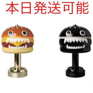 アンダーカバー(UNDERCOVER)の2色セットUNDERCOVER HAMBURGER LAMP(テーブルスタンド)