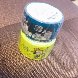 SNOOPY - ラスト ゴッホ展 マスキングテープ