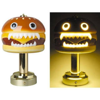 アンダーカバー(UNDERCOVER)のUNDERCOVER HAMBURGER LAMP Yellow (その他)