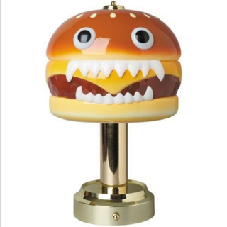 アンダーカバー(UNDERCOVER)の専用 MEDICOM TOY  HAMBURGER LAMP(その他)