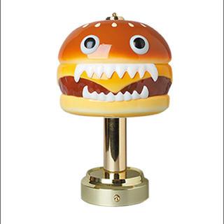 アンダーカバー(UNDERCOVER)のUNDERCOVER x Medicom Toy HAMBURGER LAMP(その他)