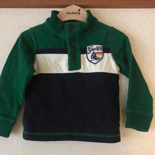 ベビーギャップ(babyGAP)のbaby  GAP トレーナー size90(Tシャツ/カットソー)