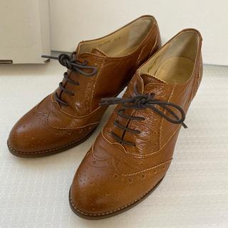 バークレー(BARCLAY)のバークレー22.5cm★バークレー★ブーティ★ショートブーツ★ブラウンキャメル(ブーツ)