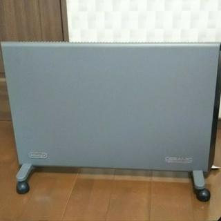 デロンギ(DeLonghi)のデロンギパネルヒーターHXJ60L12(電気ヒーター)