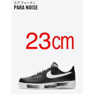 ピースマイナスワン(PEACEMINUSONE)のnike air force 1 paranoise G-DRAGON (スニーカー)