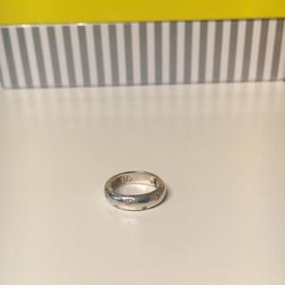 フォリフォリ(Folli Follie)のフォリフォリ ピンキーリング 3号(リング(指輪))