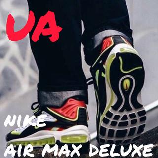 ナイキ(NIKE)の新品 NIKE AIR MAX DELUXE 26㎝ マルチカラー(スニーカー)