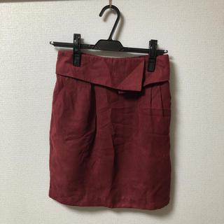 ページボーイ(PAGEBOY)の膝上スカート(ミニスカート)