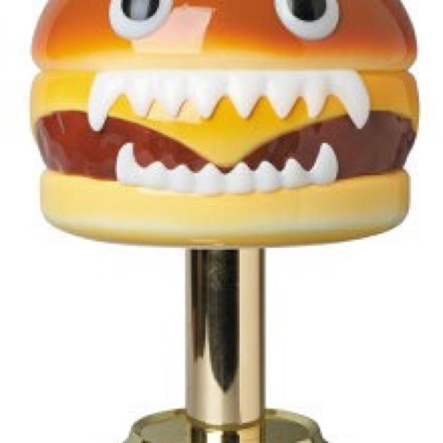 UNDERCOVER(アンダーカバー)のUNDERCOVER HAMBURGER LAMP アンカバ ハンバーガー エンタメ/ホビーのフィギュア(その他)の商品写真