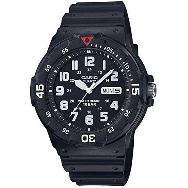 [カシオ] 腕時計 スタンダード STANDARD MRW-200HJ-1BJFの通販