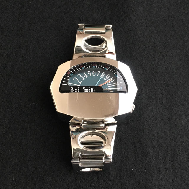 Paul Smith - 美品 ポールスミス Paul Smith 腕時計 鉄仮面 電池切れ ジャンクの通販